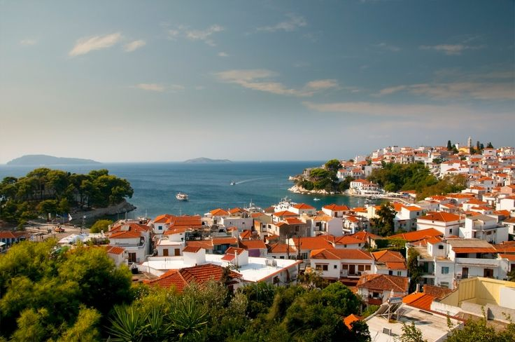 Good Morning Skiathos