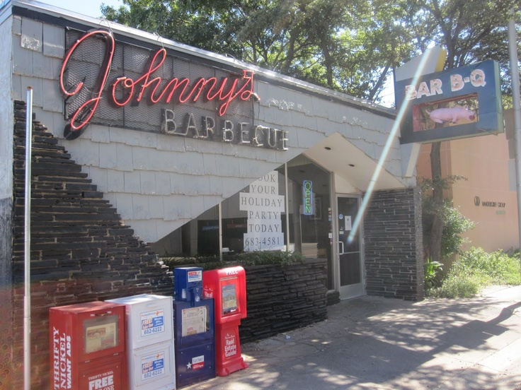 johnny's bbq midland tx  - Another long standing BBQ joint...
