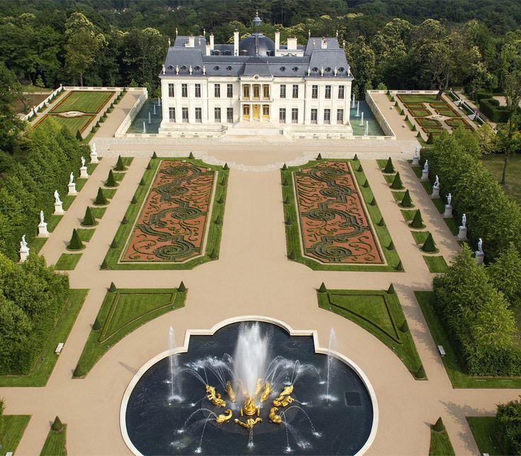 Château Louis XIV - France - COGEMAD, Demeures et Intérieurs Haute-Couture