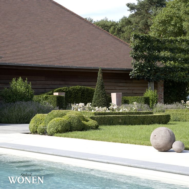 101 best images about sw outdoor on pinterest gardens tuin and villas - Outdoor decoratie zwembad ...