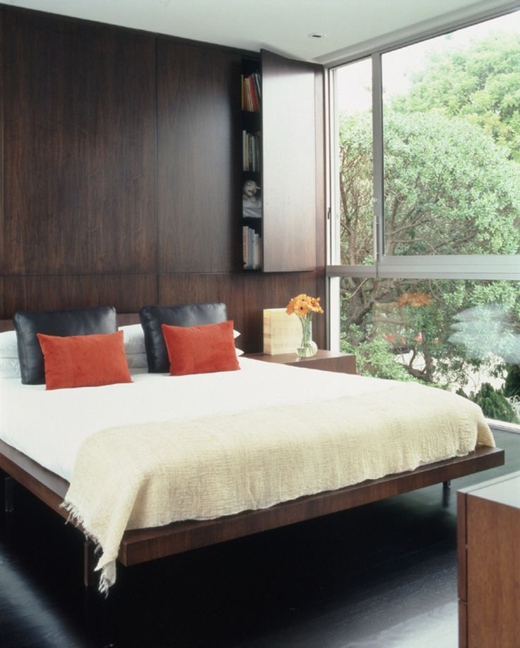 Bedroom Group Platform Bed From Marmol Radziner Mid Century Modern Beds