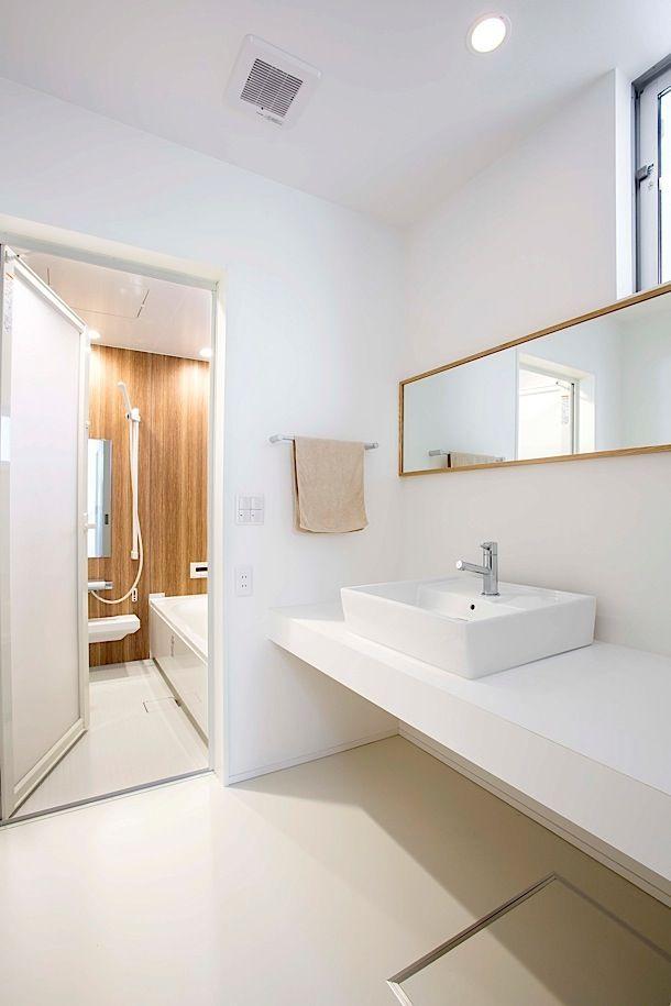 壁の家(愛知県一宮市) | 注文住宅なら建築設計事務所 フリーダムアーキテクツデザイン