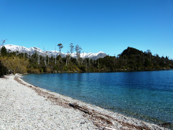 Bob's cove - a great hidden gem on the way to Glenorchy