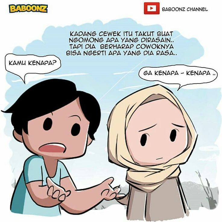 "969 Likes, 37 Comments - Komik Lokal Indonesia (@komik.lokal) on Instagram: ""#repost dari @baboonz_ . Kadang cewek emang gitu.. :) . #komiklokal #komiklokalindonesia…"""