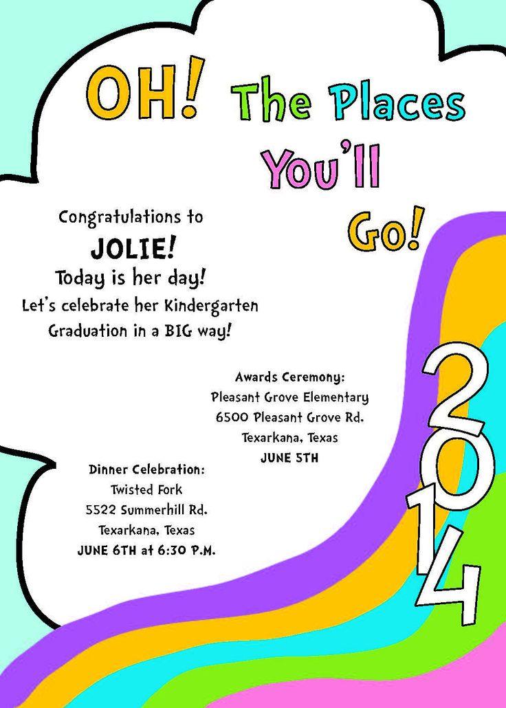 11 best diplomas images on pinterest graduation ideas dr suess inspired kindergarten graduation by missieprissie 1250 filmwisefo Image collections