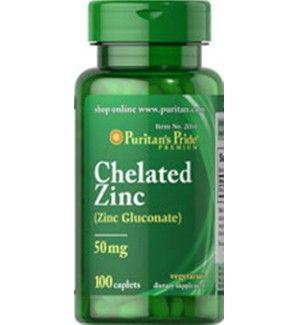 El zinc es un antioxidante que proporciona respaldo inmunológico y cumple una función en más de 300 enzimas en el cuerpo. Contribuye a la formación del ácido desoxirribonucleico.