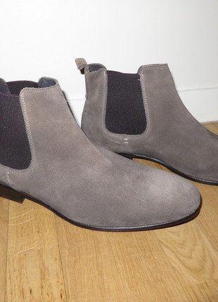À vendre sur #vintedfrance ! http://www.vinted.fr/mode-hommes/bottes-chelsea/25747037-bottes-san-marina