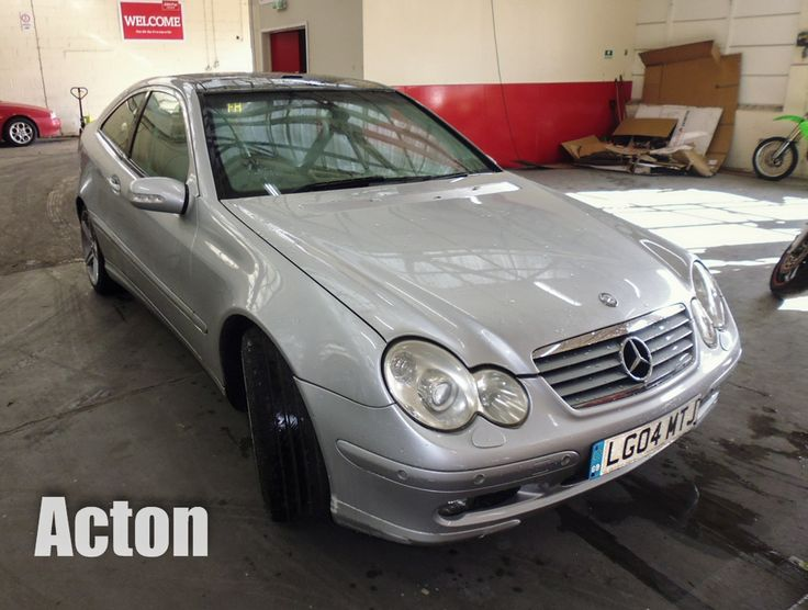 20034 Mercedes C 320 SE Coupe, automatic, 3200cc #mercedes #cars #carforsale