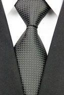 Stropdas Brixton - Zwart Wit Geblokt  Description: Stropdas Brixton Een mooie stropdas die je bij diverse gelegenheden kunt dragen. Veel mannen kiezen voor een wit overhemd als ze naar een bruiloft gaan naar het werk gaan een belangrijke zakenbespreking hebben uit eten gaan of een feestje hebben. Bij een wit overhemd hoort natuurlijk een mooie stropdas. Deze das met een zwart motief is daarvoor geschikt en kan tijdens diverse gelegenheden worden gedragen. Bestel deze das daarom ook want deze…