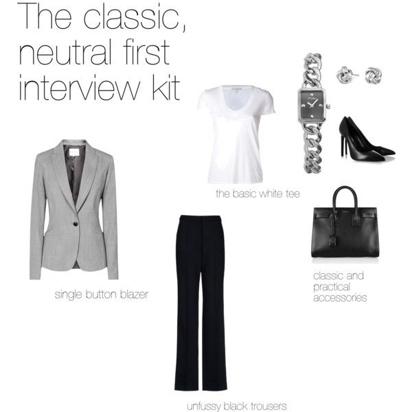 43 best Intervju images on Pinterest Business outfits, My style - first job interview