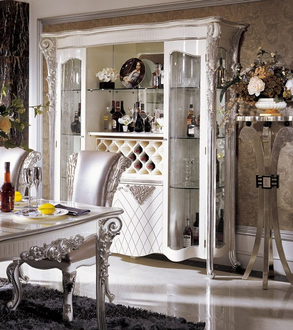 Luxurious Dining Room Sets: 27 Best Luxury Italian Style Dining Room Sets Images On