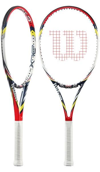 Wilson BLX Steam 100 Racquet: Tennis Racquet, 100 Racquet