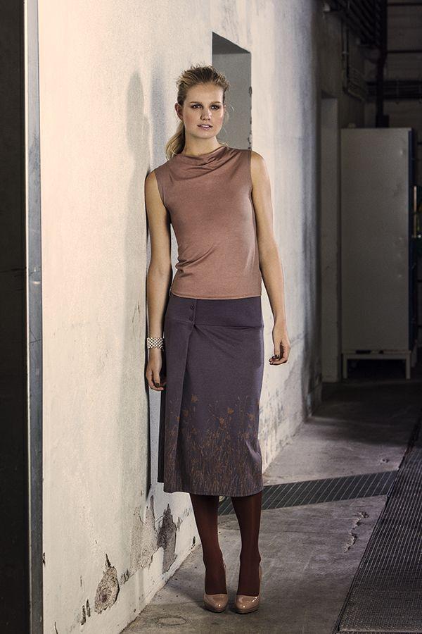 Heinä skirt, Krista top - Nanso by Anna Ruohonen A/W 14