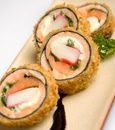 Como fazer sushi hot roll