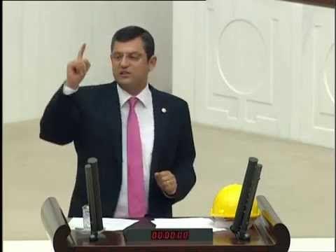 CHP'li Özgür Özel Soma'daki Maden Ocaklarında yaşanan kazalarla ilgili k...