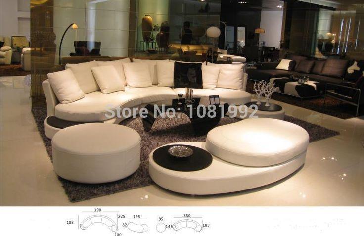 157 best modern leather corner sofas images on Pinterest Cheap