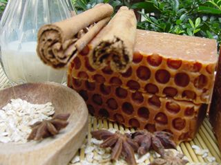 Handmade Soap: Today's Featured Homemade Goat's Milk Soap