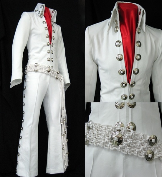 how to make an elvis costume