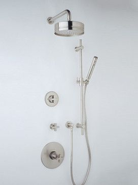 Rohl Modern Minimalist Thermostatic Shower Trim