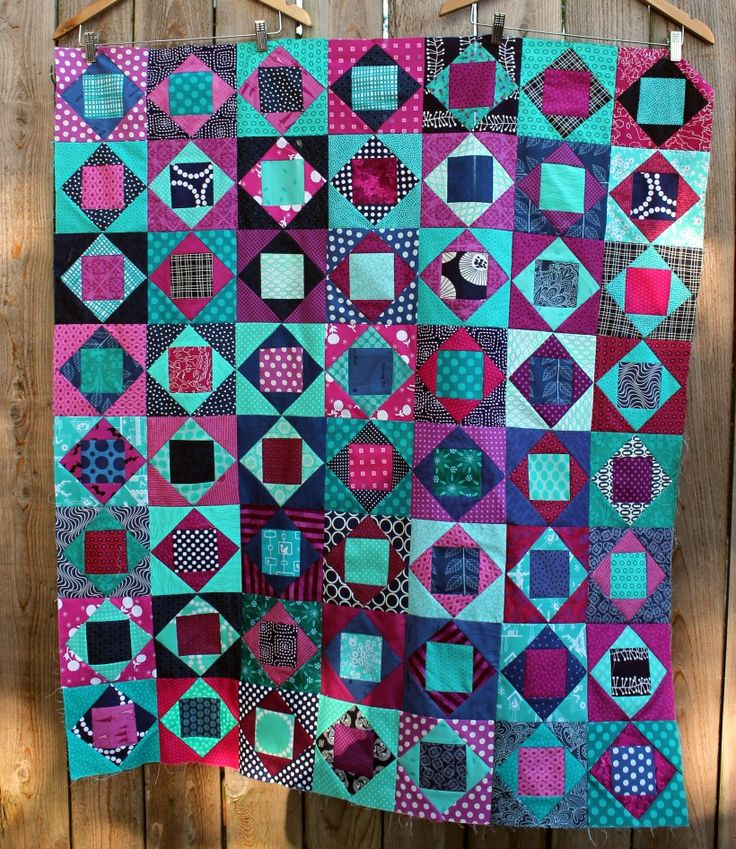 331 best Traditional Quilt Ideas images on Pinterest | Patchwork ... : quilt color ideas - Adamdwight.com