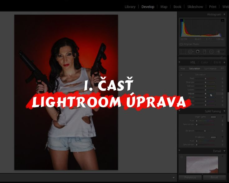 Lightroom úprava | Lightroom Editing