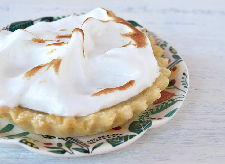 Mini Lemon Pie