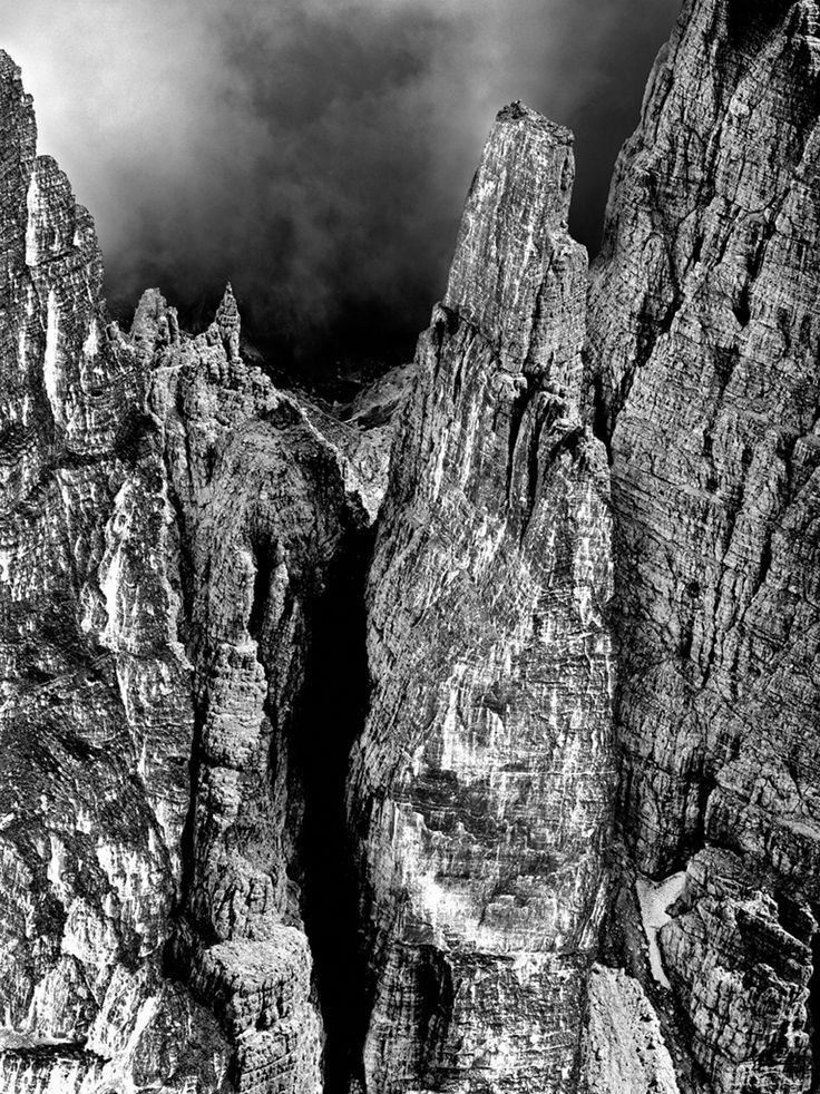 Dolomites by Olivo Barbieri