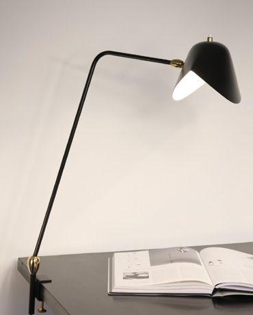 Modern lamps modern lighting direct lighting serge wet metal desks