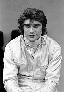 Improbably handsome and extravagantly talented, François Cevert was, for his short life, the embodiment of the gentlemen racer, the spirit of which has inspired this season's RAKE collection. The heir apparent to his idol Jackie Stewart, Cevert refused to overtake his hero when they raced together in the thrilling Tyrrell team of the 1970s, knowing that the way you raced was as important as where you finished