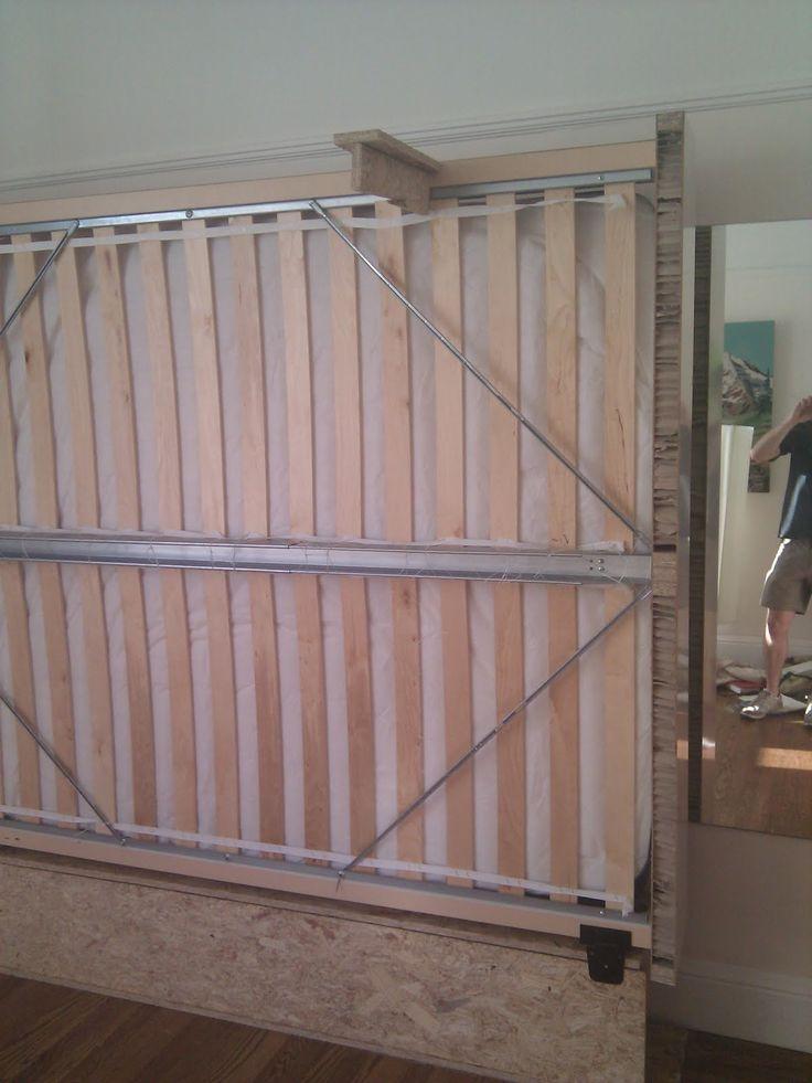 1000 ideas about murphy bed ikea on pinterest murphy for Murphy beds san francisco