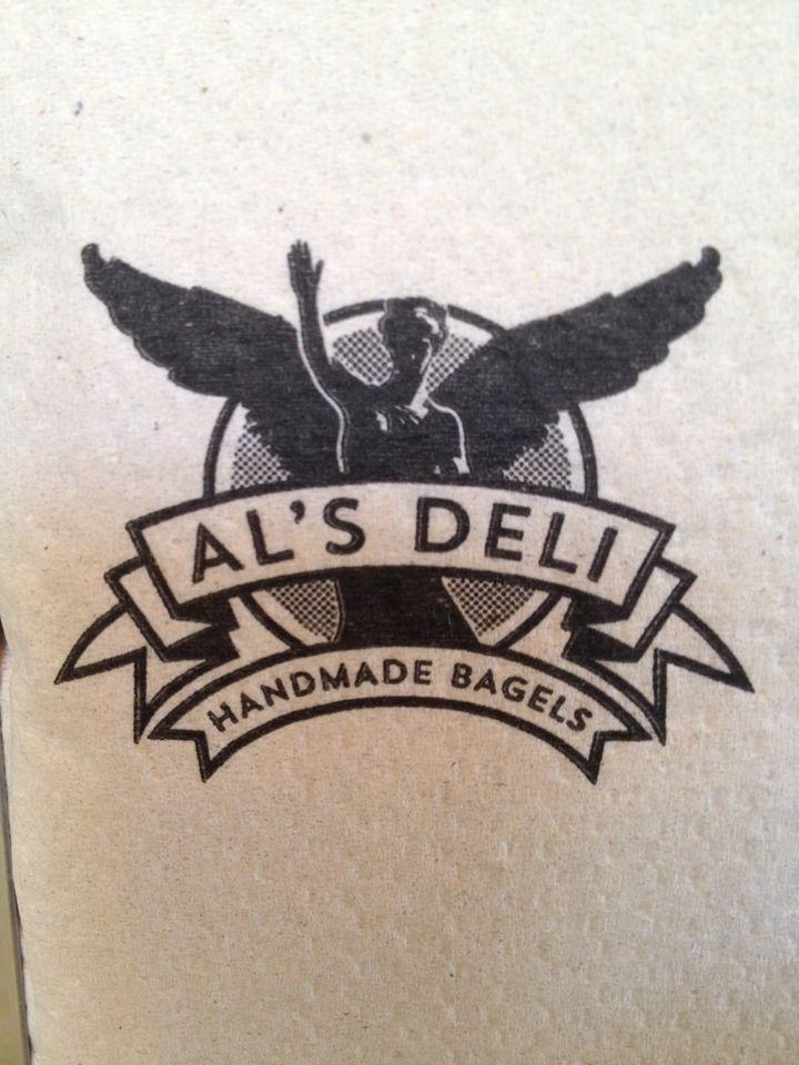 Al's Deli - serving paleo lunch options! Boom.