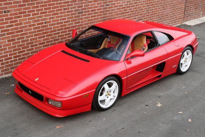 Ferrari 348 Gt Competizione 1994 Ferrari 348