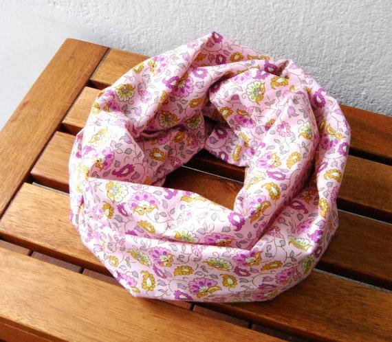 Infinity scarf - cuello circular by ArigatoBcn - www.arigato-bcn.com