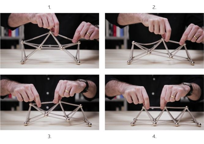Mola Structural Kit II: Another Way to Learn About Structures