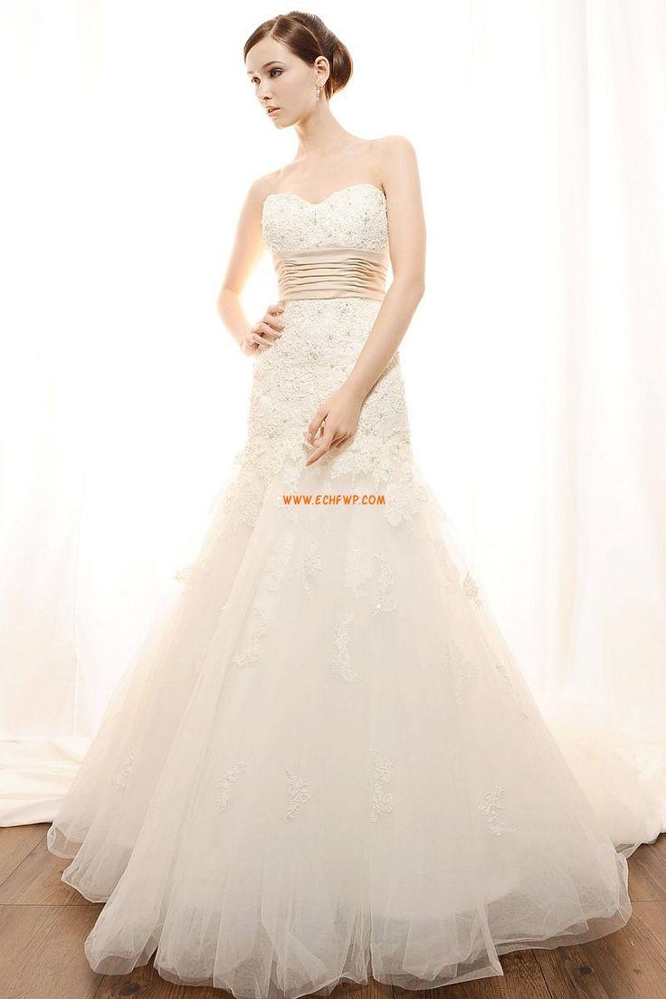 Srdíčko Klasické & nadčasové Empírové Levné svatební šaty