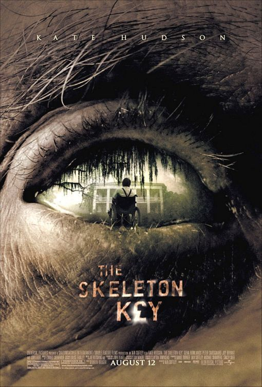 The Skeleton Key - Suspenseful, chilling, well written and great acting