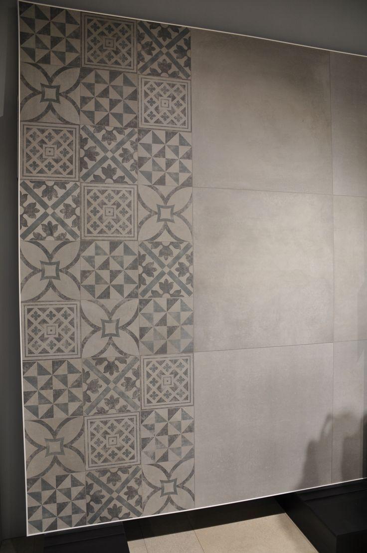 Lea Ceramiche Serie District Fliesen In Betonoptik Mit