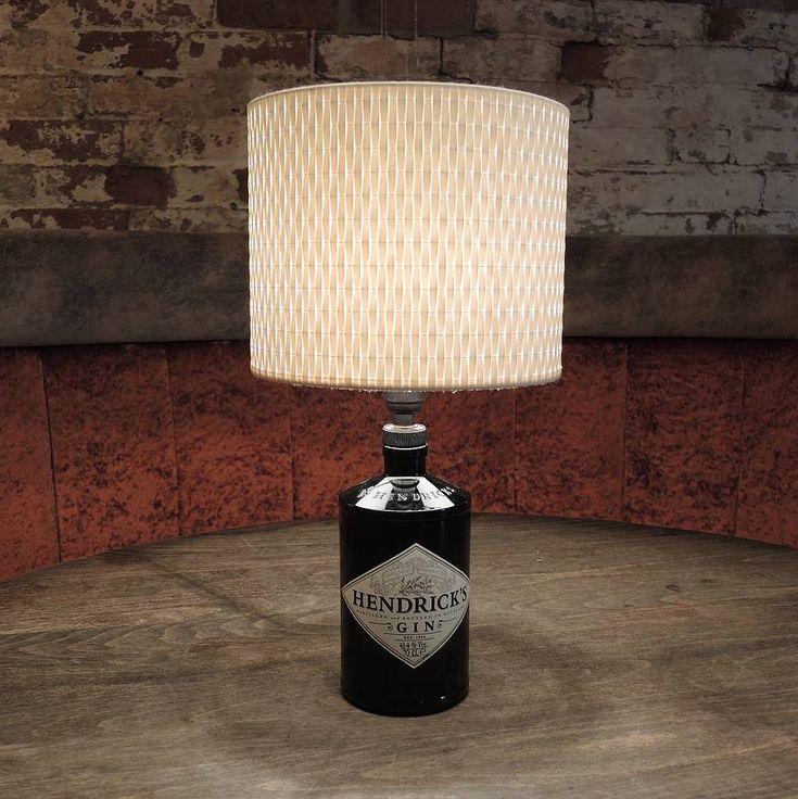 Upcycled Hendricks Table Lamp
