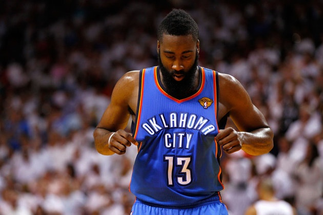 James Harden becomes a Rocket after turned down a $54 million contract offer from the Thunder.  Rockets gave up a lot of lottery pick potential on this deal.  Will it prove to be the deal or bust of the decade? I think it was a smart move for a guy who is ready to step up to a starting role with another young team.