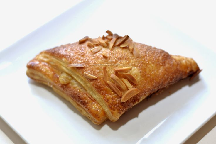 Mrs. Lovett's pies: Triangles pralinés