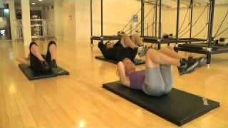 Tracy Anderson Abs Webisode, via YouTube.