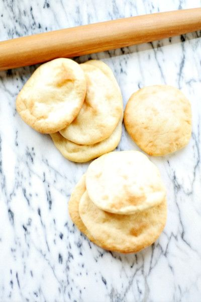 Homemade Pita Bread - Heather's French Press