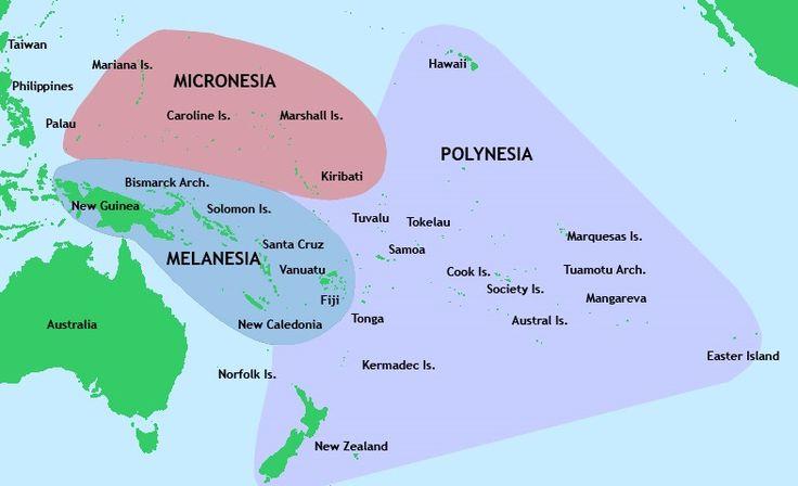 Polynesia Map   Hiapo (tapa)   Polynesia (article)   Khan Academy