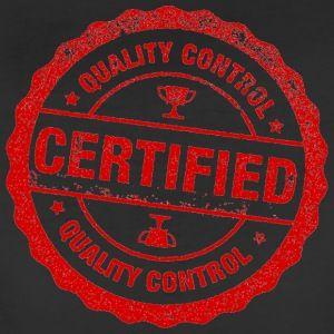 7 2 certified stamp picture - Women's Premium T-Shirt