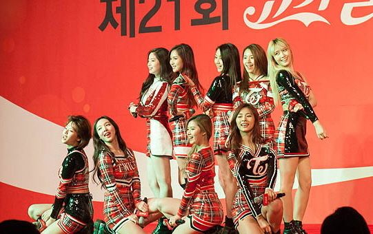 TWICE Rank 3rd On 40 Coolest Coordinated Girl Group Outfits Billboard List