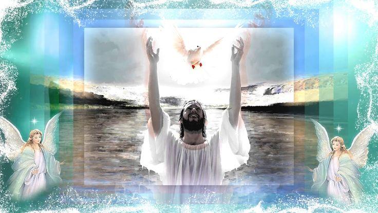 Футаж Крещение Господне