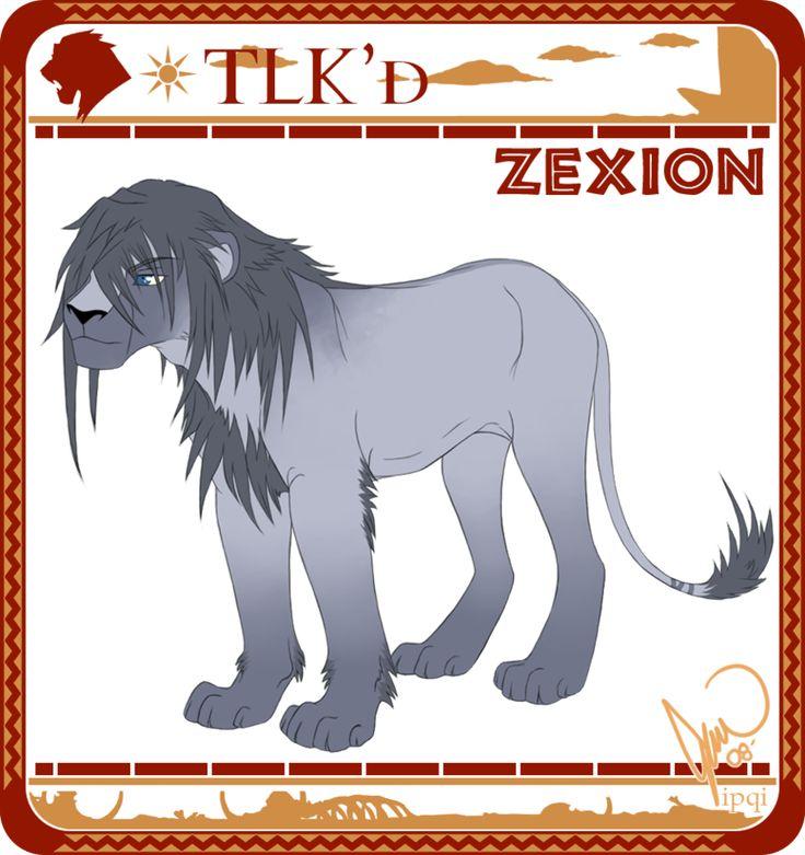 [ old ] - TLK'd Zexion by ipqi.deviantart.com on @DeviantArt