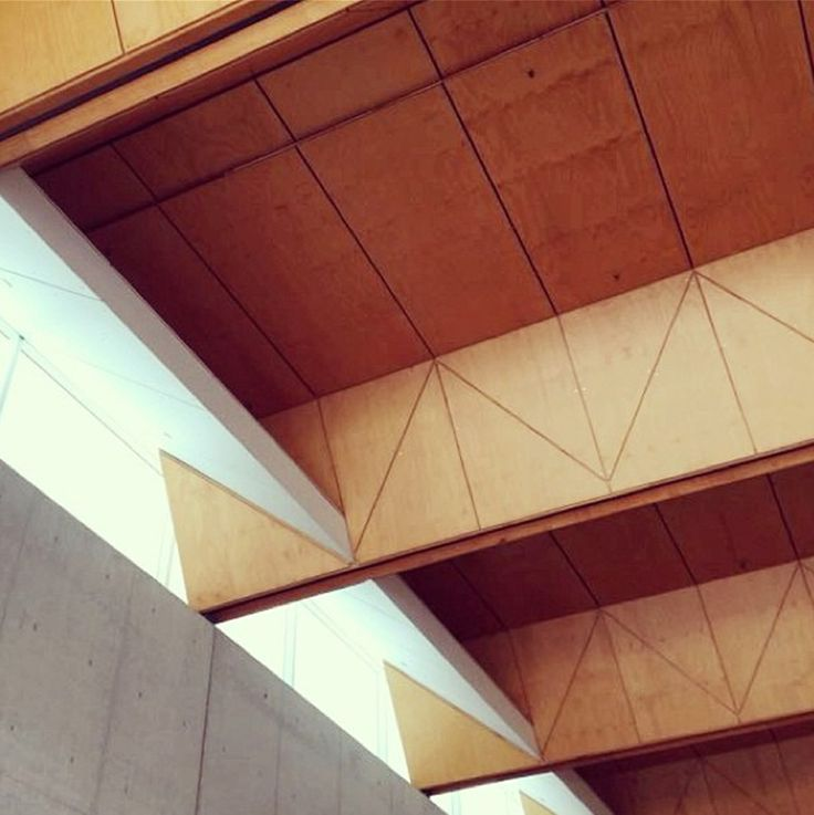 Stopped to check out the National Portrait Gallery by #JohnsonPiltonWalker whilst in #Canberra for an upcoming #MimDesign project. How #stunning is the combination of concrete, timber and glass!?