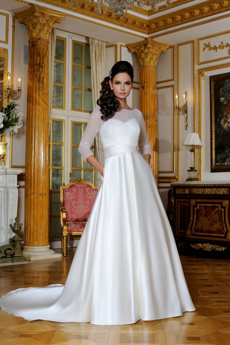 View The Latest Wedding Dress Collections From Veromia As Well UK Stockist Information