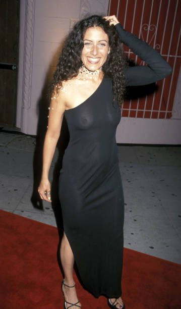 Boob Galery Roundup Features Lisa Edelstein Nipple Stickage And Ruth Wilson Naughty Topless Moments Photo